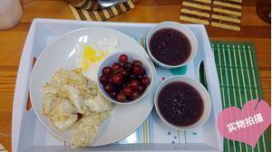 图片 早餐之高丽菜系列